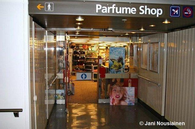 Parfyme shop